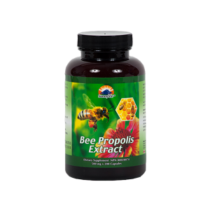Canada Bee Propolis - 200 Capsules - Single Bottle
