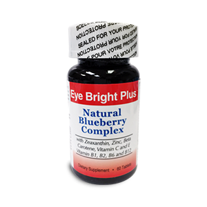 Eye Bright Plus Blueberry Complex - Single Bottle