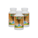 Alaska Fish Oil 1000mg - 100 Capsules - 3 Bottles Pack