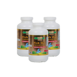 Alaska Fish Oil 1000mg - 300 Capsules - 3 Bottles Pack