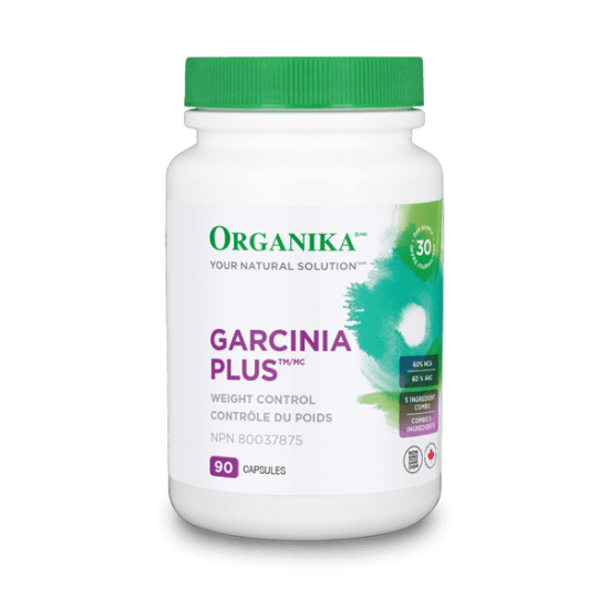 Garcinia Plus - 90 Capsules - Single Bottle