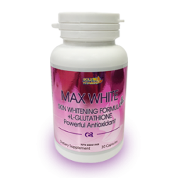 Max White Skin Whitening Formula - Single Bottle