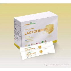 SunRiver Naturals Lactoferrin Whey Protein Complex - Single Box