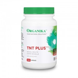 TnT Plus - 60 Vegetarian Capsules - Single Bottle